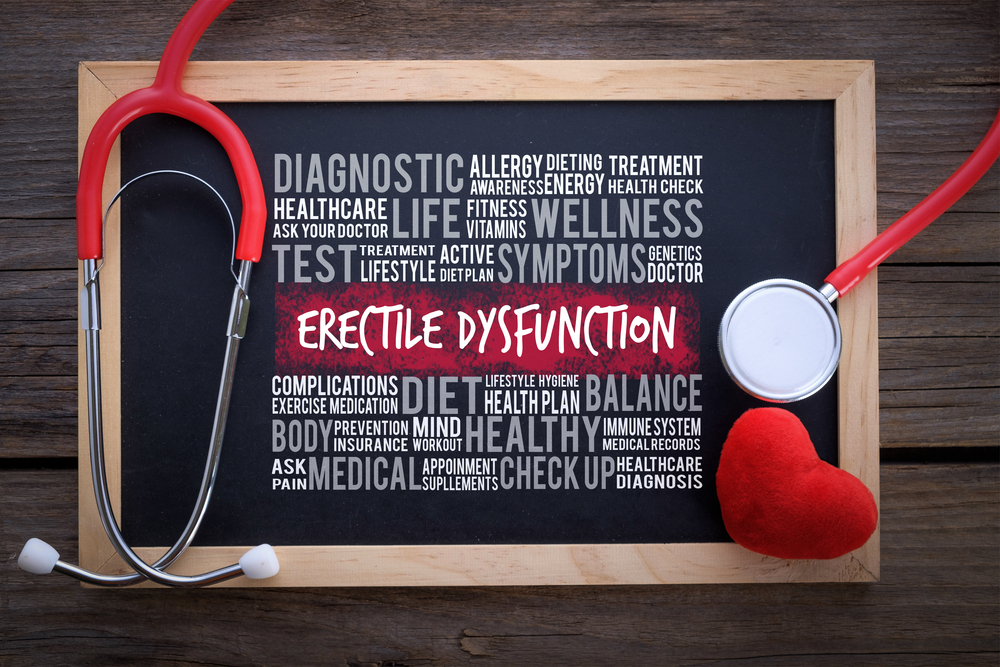 erectile dysfunction reason